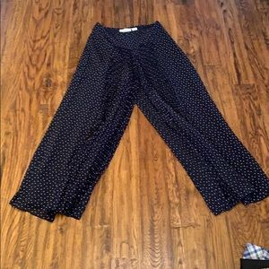 anthropology flare pants